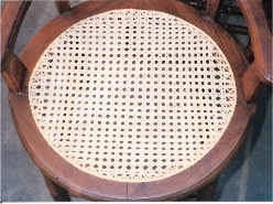 Hand-Woven Seat